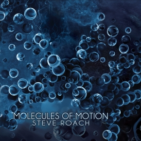 STEVE ROACH Molecules of Motion CD Digipack 2018
