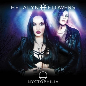 HELALYN FLOWERS Nyctophylia CD Digipack 2018