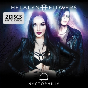 HELALYN FLOWERS Nyctophylia LIMITED 2CD Digipack 2018