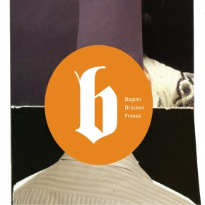 BRÜCKEN / FROESE Beginn CD Digipack 2018 (Propaganda CLAUDIA BRÜCKEN)