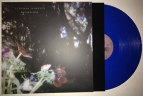 LEBANON HANOVER Let them be Alien LP DARK BLUE VINYL 2018 LTD.500