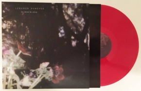 LEBANON HANOVER Let them be Alien LP DARK RED VINYL 2018 LTD.500