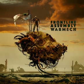 FRONT LINE ASSEMBLY WarMech CD Digipack 2018