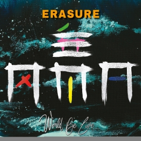 ERASURE World Be Live 2CD 2018