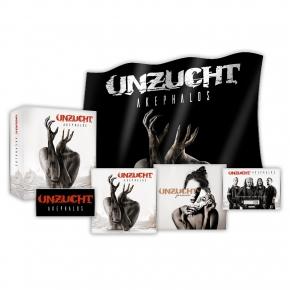 UNZUCHT Akephalos LIMITED 2CD BOXSET 2018 (VÖ 27.07)