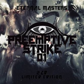 PREEMPTIVE STRIKE 0.1 Eternal Masters 2CD Digipack 2018 LTD.100