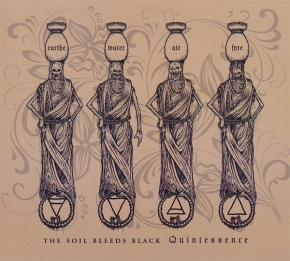 THE SOIL BLEEDS BLACK Quintessence CD Digipack 2011
