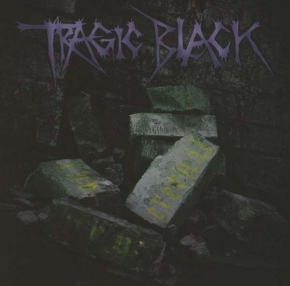 TRAGIC BLACK The Eternal Now CD 2013
