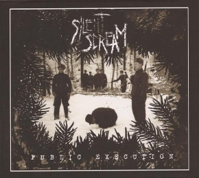 SILENT SCREAM Public Execution CD Digipack 2012