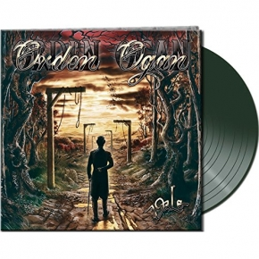 ORDEN OGAN Vale LP DARK GREEN VINYL 2018 LTD.250