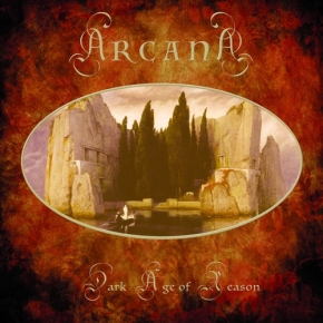 ARCANA Dark Age of Reason [remastered] LIMITED CD Digipack 2018