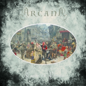 ARCANA Cantar de Procella [remastered] LIMITED CD Digipack 2018
