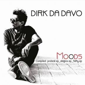 DIRK DA DAVO Moods CD Digipack 2018 LTD.200