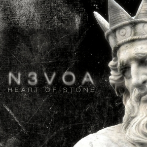 N3VOA Heart Of Stone CD Digipack 2018 LTD.300