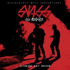 SWISS & DIE ANDERN Schwarz-Rot-Braun (EP) CD 2014