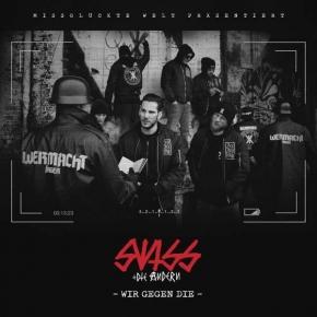 SWISS & DIE ANDERN Wir Gegen Die CD 2017