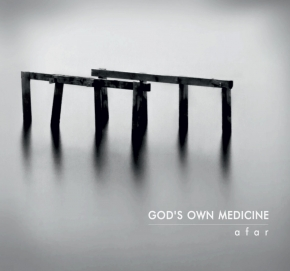 GOD'S OWN MEDICINE Afar CD Digipack 2018 LTD.250