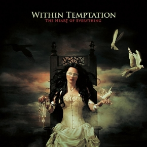 WITHIN TEMPTATION The Heart Of Everything LIMITED CD Digipack 2007 + Bonustrack