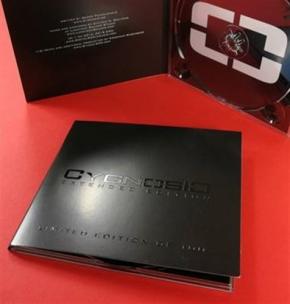 CYGNOSIC CygnosiC (Extended Edition) CD Digipack 2018 LTD.100
