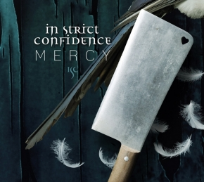 IN STRICT CONFIDENCE Mercy LIMITED CD Digipack 2018