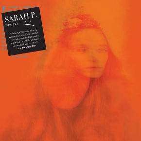 SARAH P. Who Am I LIMITED CD 2018