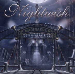 NIGHTWISH Imaginaerum CD 2011