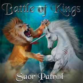 SAOR PATROL Battle of Kings CD 2018