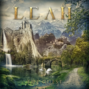 LEAH The Quest 2LP VINYL 2018 LTD.500