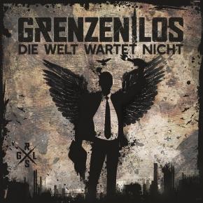 GRENZENLOS Die Welt wartet nicht CD Digipack 2018