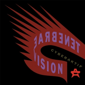 CYBERAKTIF Tenebrae Vision 2CD Digipack 2018