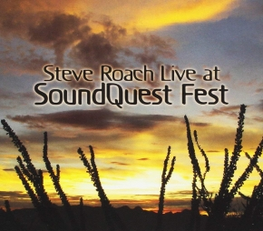 STEVE ROACH Live at SoundQuest Fest CD Digipack 2011