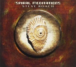 STEVE ROACH Spiral Meditation CD Digipack 2013