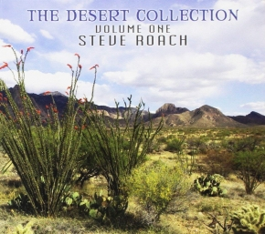 STEVE ROACH The Desert Collection: Volume One CD Digipack 2014