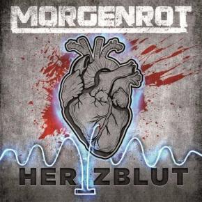 MORGENROT Hertzblut CD 2018 (VÖ 28.09)
