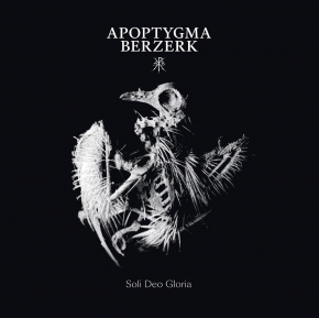 APOPTYGMA BERZERK Soli Deo Gloria (25th Anniversary) LP BLACK VINYL 2018 LTD.500