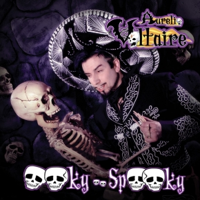 VOLTAIRE Ooky Spooky CD Digipack 2007