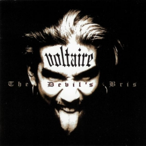 VOLTAIRE The Devil's Bris CD 1998