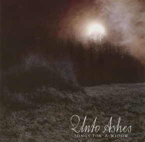 UNTO ASHES Songs For A Widow CD 2006