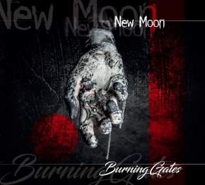 BURNING GATES New Moon CD Digipack 2018