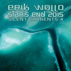 ERIK WOLLO Star's End 2015 (Silent Currents 4) CD Digipack 2016 LTD.300