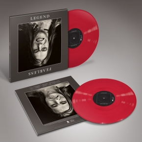 LEGEND Fearless LIMITED 2LP RED VINYL 2018