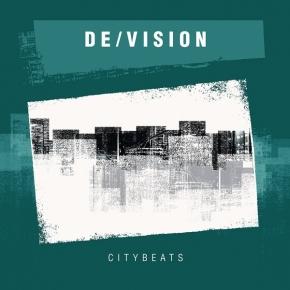 DE/VISION Citybeats CD Digipack 2018