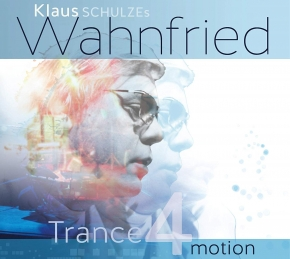 KLAUS SCHULZE WAHNFRIED Trance 4 Motion CD Digipack 2018
