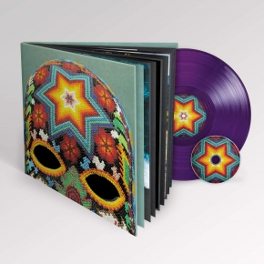 DEAD CAN DANCE Dionysus LIMITED LP VIOLET VINYL+CD+BUCH 2018 (VÖ 02.11)