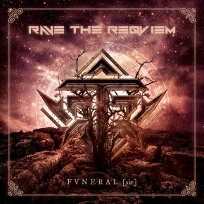 RAVE THE REQVIEM FVNERAL [sic] CD Digipack 2018