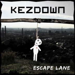KEZDOWN Escape Lane CD Digipack 2018 LTD.300