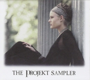 The Projekt Sampler CD 1998 Steve Roach VOLTAIRE