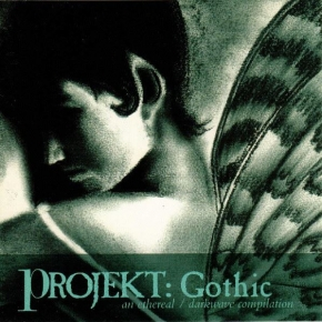 Projekt: Gothic CD 2002 black tape for a blue girl LYCIA Unto Ashes