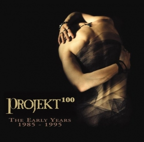 Projekt 100: The Early Years 1985-1995 CD 2000 black tape for a blue girl LYCIA
