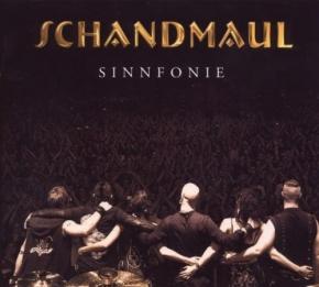 SCHANDMAUL Sinnfonie 2CD Digipack 2009